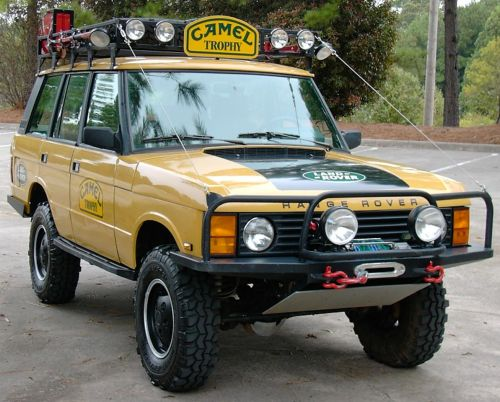Okoffroad Com Decals Camel Trophy Decal
