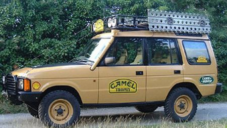 Dii Camel Trophy For Sale Land Rover Forums Land Rover Enthusiast Forum