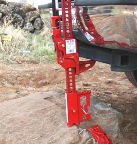 Okoffroad Com Recovery Hi Lift Jackmate