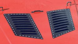 Okoffroad Com Accessories Hood Louvers