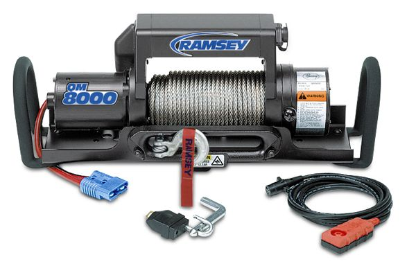 ramsey-qm8-1 Ramsey Pro Winch Wiring Diagram on dia for rep 5000,