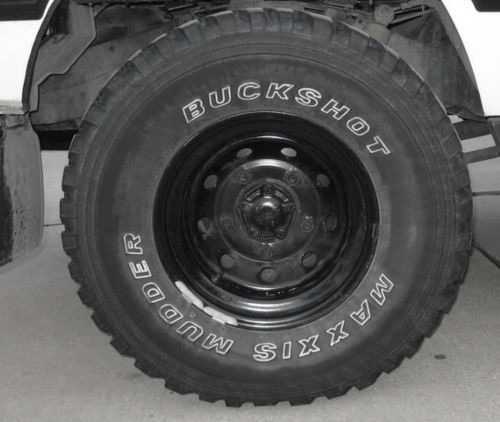 Xtreme Duty Land Rover Wheels